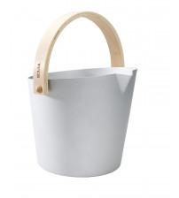 TYLÖHELO BRILLIANT aluminum bucket, 5 L