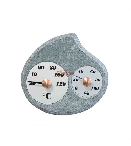 Muilo akmens termo-higrometras