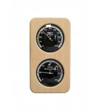 Sauna thermo-hydrometer