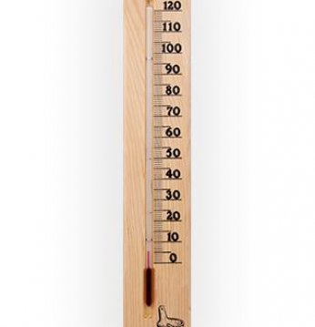 Thermometer..