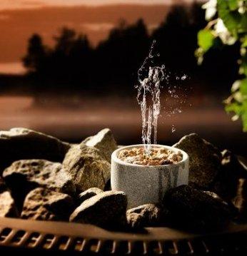Akmeninis kvapų fontana..