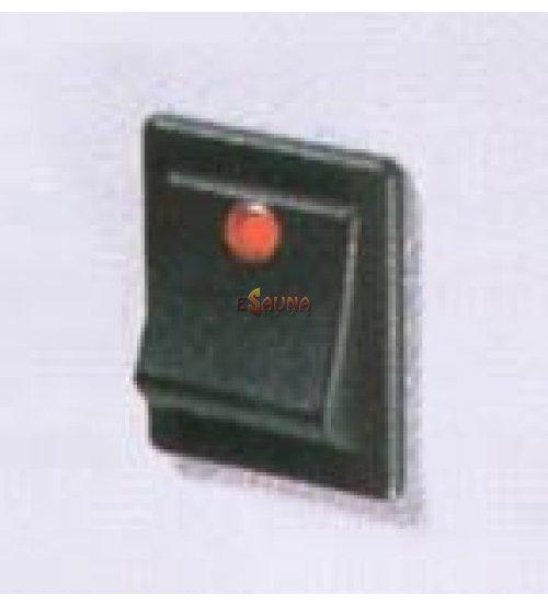 Tylö išorinis įjungimo / išjungimo mygtukas