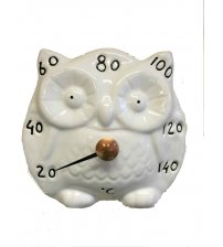 Thermometer for sauna - Owl