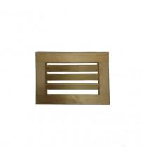 Ventilation grille, blinds