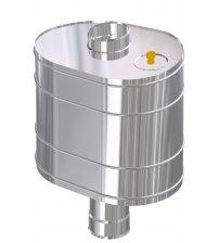 Depósito de agua 43 l (G3 / 4), 0.5 mm