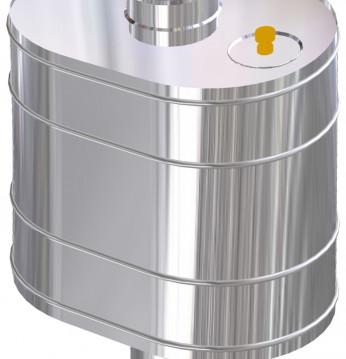 Water tank 43 l (G3/4),..