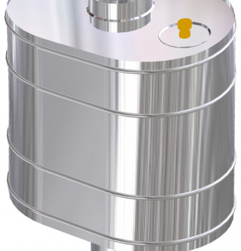 Watertank 43 l (G3 / 4)..