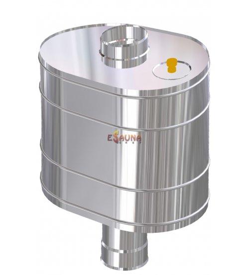 Бак на трубе 43 l (G3/4), 0.5 мм