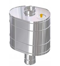 Réservoir d'eau 43 l (G3 / 4), 0.5 mm