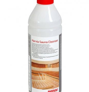 Harvia sauna cleanser..