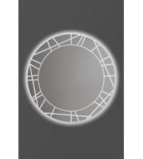 ANDRES SPIDER spejl med LED belysning