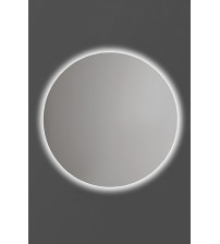 ANDRES MATEO mirror with LED lighting