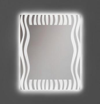 ANDRES ZEBRA mirror wit..