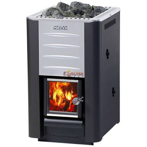 Harvia 20 Boiler in Woodburning heaters on Esaunashop.com online sauna store