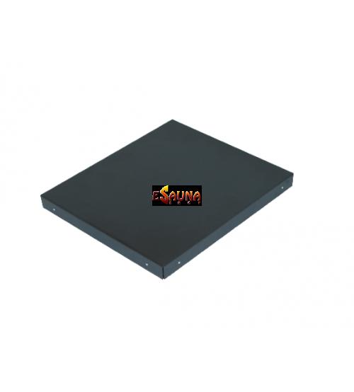 Bodenplatte für saunaofen