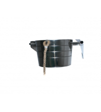 Bucket with holder, 15 l
