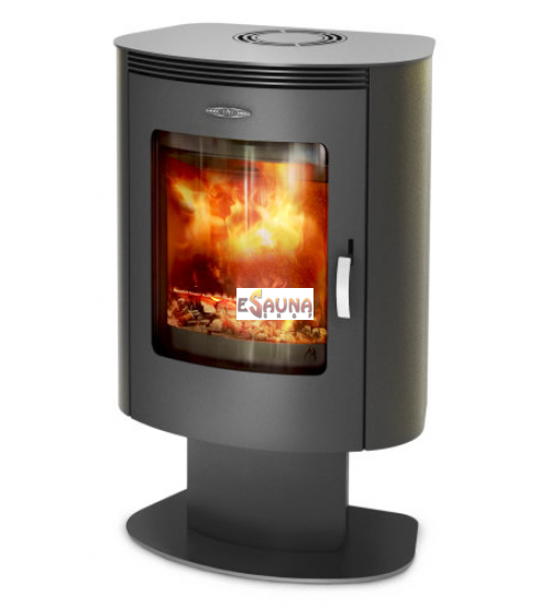 Solid fuel stove - fireplace TMF Viziera