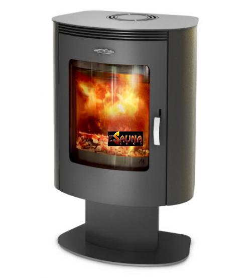 Cietā kurināmā krāsns - kamīns TMF Viziera