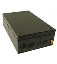 Saunasteuerung Helo contactor box WE4