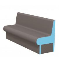 Parné saunové sedadlo WEDI 1000 mm
