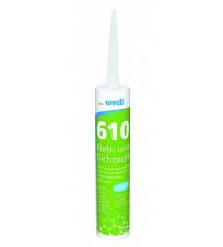 WEDI 610 elastischer Dichtstoff
