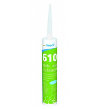 WEDI 610 elastiskt tätningsmedel