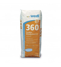 WEDI elastīgā līme 360, 25kg