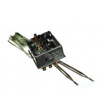 Διπλός θερμοστάτης για ενσωματωμένες σόμπες ελέγχου ZSK520