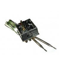 Termostato doble para estufas de control integradas ZSK520