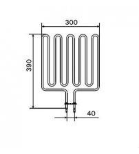 Elementos calefactores Harvia