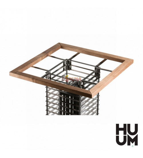 Huum safety railing for CLIFF / STEEL heaters