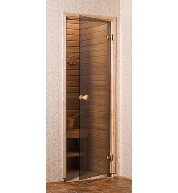 stiklinės pirties durys